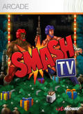 Smash T.V. Xbox 360 Front Cover