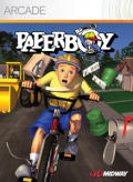 Paperboy Xbox 360 Front Cover