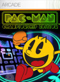 Pac-Man: Championship Edition Xbox 360 Front Cover