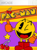 Pac-Man Xbox 360 Front Cover