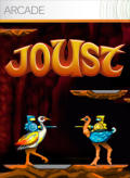 Joust Xbox 360 Front Cover