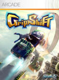 GripShift Xbox 360 Front Cover