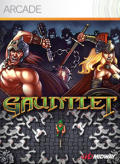 Gauntlet Xbox 360 Front Cover