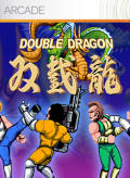 Double Dragon Xbox 360 Front Cover