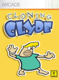 Cloning Clyde Xbox 360 Front Cover