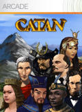 Catan Xbox 360 Front Cover