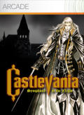Castlevania: Symphony of the Night Xbox 360 Front Cover