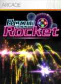 Boom Boom Rocket Xbox 360 Front Cover
