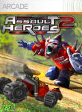 Assault Heroes 2 Xbox 360 Front Cover