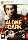Alone in the Dark Xbox 360 Front Cover