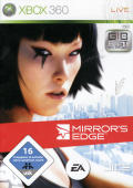 Mirror's Edge Xbox 360 Front Cover