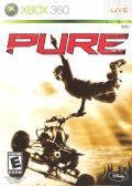 Pure Xbox 360 Front Cover