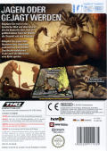 Deadly Creatures Wii Back Cover