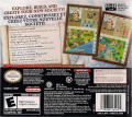 Anno 1701: Dawn of Discovery Nintendo DS Back Cover