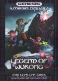 Legend of Wukong Genesis Front Cover