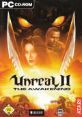 Unreal: Gold Edition Linux Other Unreal II - Keep Case - Front
