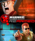 Bionic Commando Rearmed PlayStation 3 Front Cover