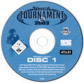 Unreal: Gold Edition Linux Media Unreal Tournament 2003 Disc 1