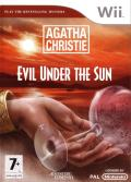Agatha Christie: Evil Under the Sun Wii Front Cover
