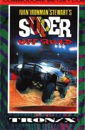 Ivan 'Ironman' Stewart's Super Off Road Commodore 64 Front Cover