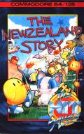 The New Zealand Story Commodore 64 Front Cover