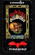 Nightshade Commodore 64 Front Cover