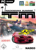 TrackMania Sunrise eXtreme Windows Front Cover