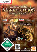 Warhammer: Mark of Chaos - Gold Edition Windows Front Cover