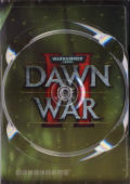 Warhammer 40,000: Dawn of War II (Limited Steelbook Edition) Windows Inside Cover Right Flap (Behind Game Disc)