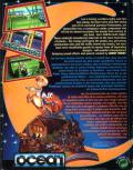 Sleepwalker Commodore 64 Back Cover
