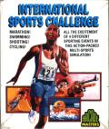 International Sports Challenge Commodore 64 Front Cover