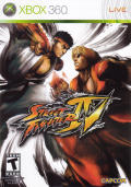 Street Fighter IV (Collector's Edition) Xbox 360 Other Game Keep Case - Front