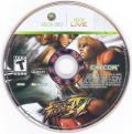 Street Fighter IV (Collector's Edition) Xbox 360 Media Game disc