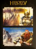 Heroes of Might and Magic V (Gold Edition) Windows Other Keep Case - Inside Left