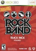 Rock Band: Track Pack - Volume 2 Xbox 360 Front Cover