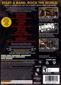 AC/DC Live: Rock Band - Track Pack Xbox 360 Back Cover