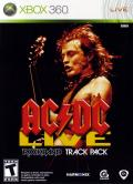 AC/DC Live: Rock Band - Track Pack Xbox 360 Front Cover