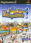 Metropolismania PlayStation 2 Front Cover