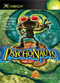 Psychonauts Xbox 360 Front Cover