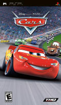 Disney•Pixar Cars PSP Front Cover