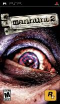 Manhunt 2 PSP Front Cover