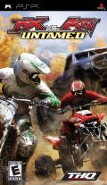 MX vs. ATV Untamed PSP Front Cover