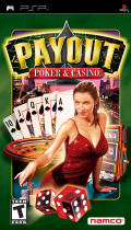 Payout Poker & Casino PSP Front Cover