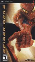 Spider-Man 2 PSP Front Cover