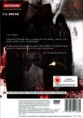 Silent Hill: 0rigins PlayStation 2 Back Cover