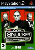 World Snooker Championship 2005 PlayStation 2 Front Cover