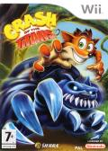 Crash of the Titans Wii Front Cover