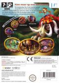 Crash of the Titans Wii Back Cover