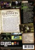 Rhiannon: Curse of the Four Branches Windows Back Cover