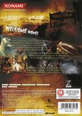 Silent Hill: Homecoming Xbox 360 Back Cover